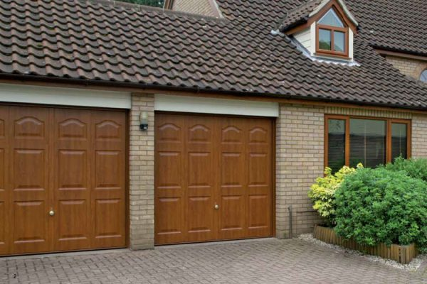 The Series 2000 Range & Our Services - Bardsey Garage Doors