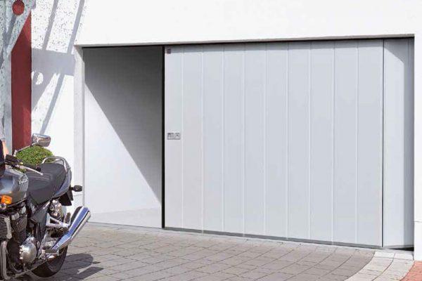 Side Sliding Sectional Garage Door HST & Our Services - Bardsey Garage Doors